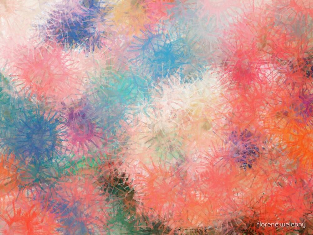 Confetti by florene welebny
