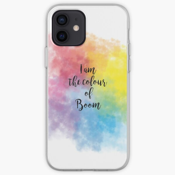 Colour of Boom iPhone Soft Case