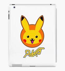 Overwatch- Dva Pikachu  iPad Case/Skin