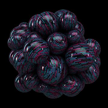 Abstract Mind Berry by amillusions