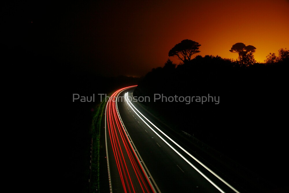 The Road To Nowhere by Paul Thompson Photography