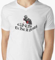Tis' But a Scratch Men's V-Neck T-Shirt