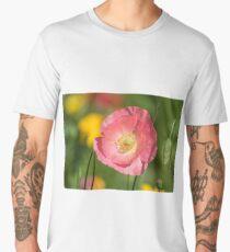 Shirley Poppy 2017-3 Men's Premium T-Shirt