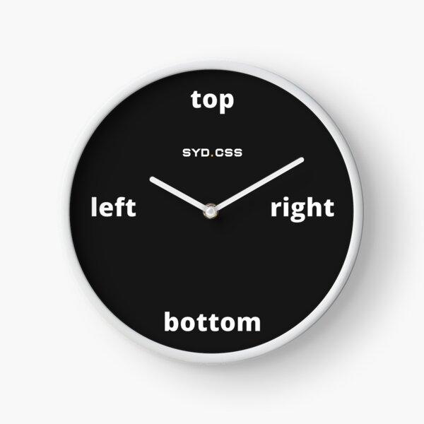 SydCSS Clock Clock