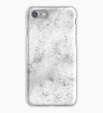 Black & White Marble Creation iPhone Case/Skin