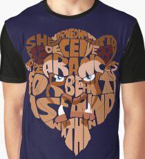 beast Graphic T-Shirt