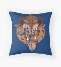 beast Throw Pillow