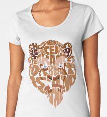 beast Women's Premium T-Shirt