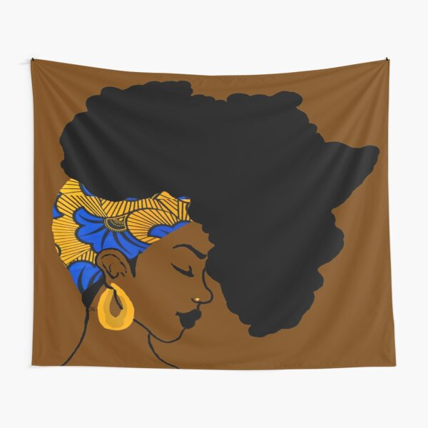 Fro African Tapestry