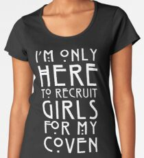 Coven Women's Premium T-Shirt