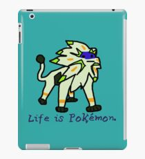 The Meaning of Life: Sun Version iPad Case/Skin