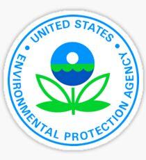 Environmental Protection Agency Emblem Sticker