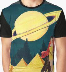 Yellow Summit Graphic T-Shirt