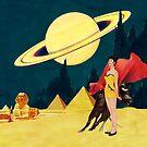 Yellow Summit by eugenialoli