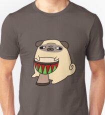 Djembe Pug T-Shirt