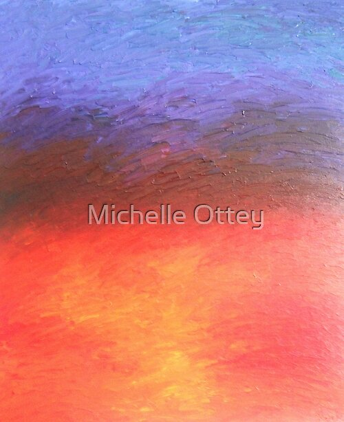 Texas Gloaming by Michelle Ottey