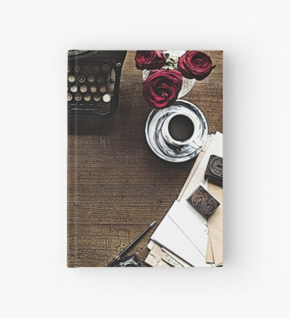 Writing Desk Hardcover Journal