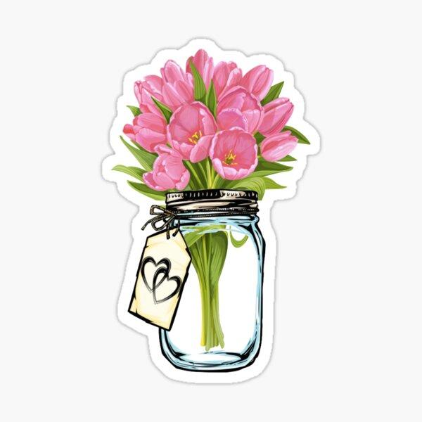 bouquet of flowers Sticker