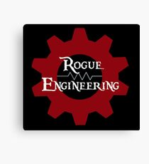 Rogue Engineering Canvas Print