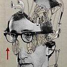 deconstructing woody by Loui  Jover