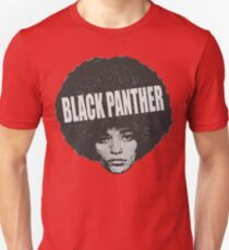 Angela Davis - Black Panther T-Shirt