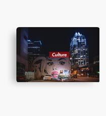 Culture Series: Pop Art Canvas Print
