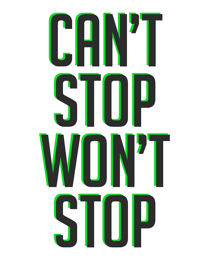 Lucio - Can't Stop Won't Stop by jbeast1030