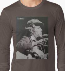 Tom Waits Nighthawks Performance photo T-Shirt