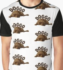Doggo  Graphic T-Shirt