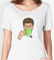 Just Sipping My Tea - 3 Women's Relaxed Fit T-Shirt