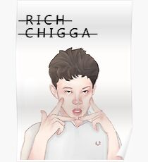 Rich Chigga Print Poster
