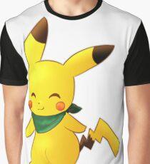 Pikachu Mystery Dungeon  Graphic T-Shirt