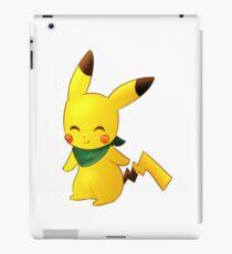 Pikachu Mystery Dungeon  iPad Case/Skin