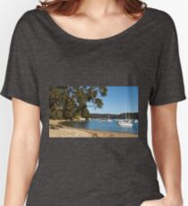Clareville Beach Women's Relaxed Fit T-Shirt