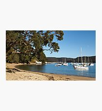 Clareville Beach Photographic Print