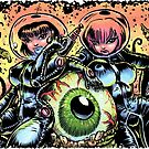 GALACTIC EYE by George Webber