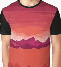 Red Planet Graphic T-Shirt