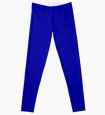 Solid Colour | Duke Blue | Blue Leggings