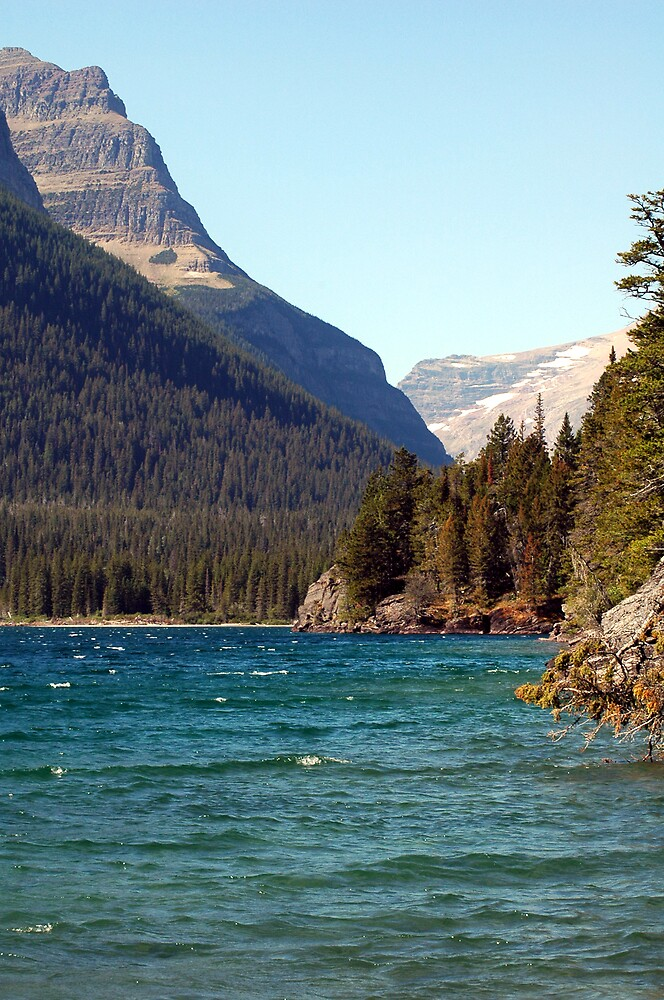 Lake St Mary  by BarbsUSA