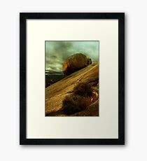 Earth & Sky Framed Print