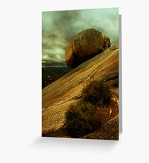 Earth & Sky Greeting Card