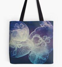 Jellyfish Storm Tote Bag
