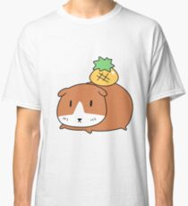 Pineapple Guinea Pig Classic T-Shirt