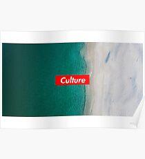 Culture Serise: Shore Line Poster