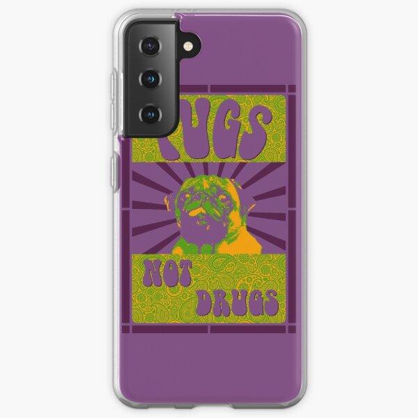 Pugs Not Drugs Samsung Galaxy Soft Case