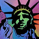 Liberty Of Colors  by Jeremy Aiyadurai