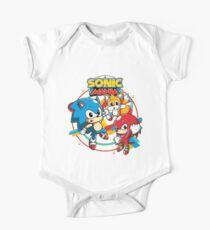 Kawaii the Sonic Mania Kids Clothes