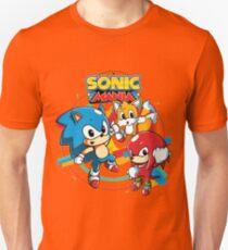 Kawaii the Sonic Mania T-Shirt