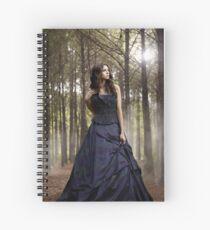 Elena Gilbert - The Vampire Diaries - Season 2 - Promotional Poster  Spiral Notebook