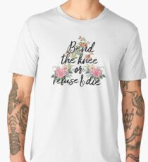 bend d knee Men's Premium T-Shirt
